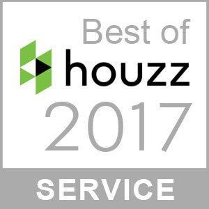 Winner: Best of Houzz 2017 Service!